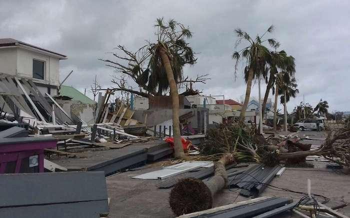 Ouragan Irma : l'hôpital de Saint-Martin de nouveau opérationnel