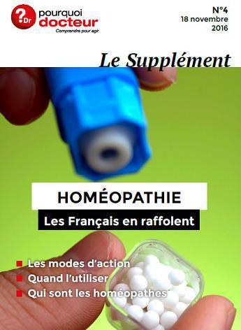 Homéopathie : les Français en raffolent