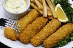 Nutrition : qu'il y a-t-il vraiment dans le poisson pané ?