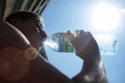 Déshydratation : les consultations doublent en une semaine