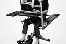 Sédentarité : pédaler en travaillant à son bureau serait bon pour la santé
