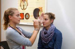 Etudiants en médecine : l'ophtalmologie plutôt que la psychiatrie