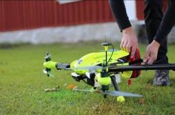Arrêt cardiaque: de précieuses minutes gagnées grâce aux drones
