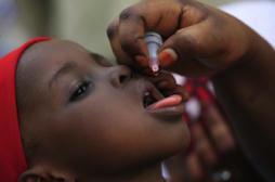 Une combinaison de 2 vaccins pour éradiquer la polio