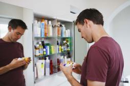Des perturbateurs endocriniens dans nos salles de bain