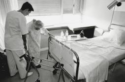 La majorité des Français meurent à l'hôpital