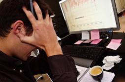 Dépression, burn-out : 1 Français sur 4 victime du travail