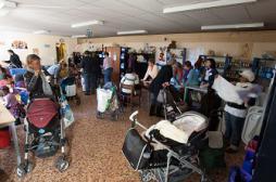 Les Restos Bébés du Cœur au secours des mamans en difficulté