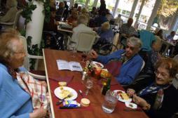 Maison de retraite : un tiers des personnes âgées souffrent de dénutrition