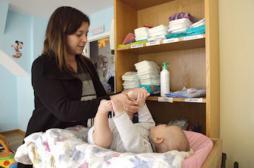 Moins d'1 femme sur 2  se rend à la consultation postnatale