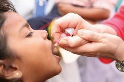 Polio : 440 000 enfants bientôt vaccinés en Syrie