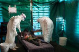 Ebola : Médecins sans frontières tente de limiter l'épidémie