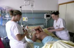 Accidents du travail à l'hôpital : les infirmiers en première ligne