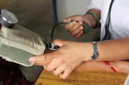 Risque cardiaque: une différence de tension entre les 2 bras est un signe
