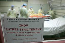 La France se prépare à prendre en charge des cas de grippe aviaire