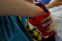 Malbouffe : les chips sont un rempart à l'ennui