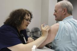 Grippe : l'efficacité du vaccin pour les seniors confirmée