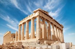 L'Acropole d'Athènes, la basilique Saint-Pierre : réouverture de monuments symboliques en Europe