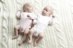 Naissance de deux jumeaux conçus ... à trois semaine d'écart !