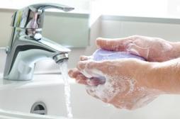 Se laver les mains : l'eau froide aussi efficace que l'eau chaude