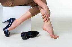 """""""J'ai commencé à me  faire soigner les jambes dès l'âge de 19 ans"""""""