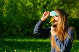 Covid-19 : les hauts niveaux de pollen dans l'air augmentent le risque d'infection