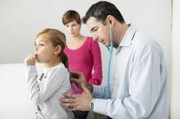Asthme : trop d'antibiotiques prescrits aux enfants