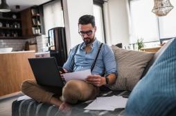 Télétravail : 66,5% des salariés se disent satisfaits, 17% n'en veulent