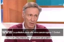 Faux témoignage : amende et sursis pour le Pr Michel Aubier