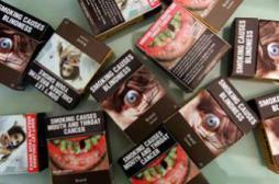 Cigarette : les Anglais adoptent le paquet neutre