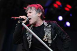 Le chanteur d'Iron Maiden révèle son cancer de la langue