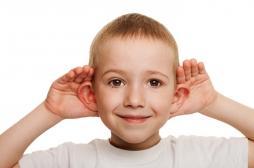 Les oreilles des jeunes enfants peuvent aussi être malentendantes