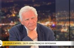 Le Pr Jean-François Bergmann :