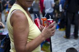 Les boissons sucrées associées à une augmentation de la graisse viscérale