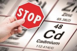 Le cadmium augmente les risques de maladies pulmonaires graves
