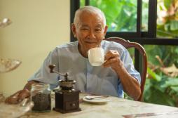 L'effet anti-vieillisement du café