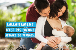 Allaitement : la campagne de l'UNICEF agite les réseaux sociaux