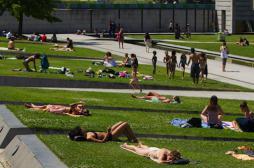 Fortes chaleurs mais pas d'alerte canicule en France