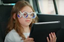 Citröen met au point des lunettes anti-mal des transports