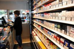 Les ventes de cigarettes en forte baisse