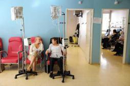Cancer du sein : la chimiothérapie augmente le risque d'infections