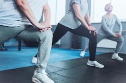 Arthrose : faire de l'exercice pour renforcer le cartilage