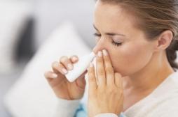 La piste d'un spray nasal pour endiguer le virus