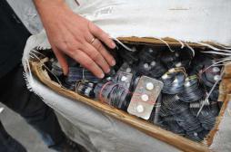 Médicaments contrefaits : un réseau en procès pour quatre tonnes