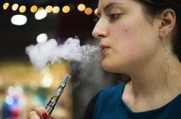 La e-cigarette ne serait pas une porte d'entrée vers le tabac