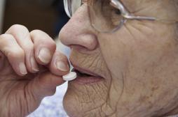 Maladies cardiovasculaires : l'aspirine inefficace chez les seniors