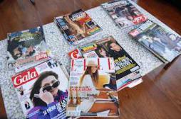 Pourquoi les magazines people disparaissent des salles d'attente