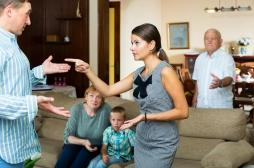 Quels sont les sujets de dispute les plus fréquents en famille ?