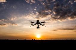 Catastrophes : des drones capables de détecter des signes de vie