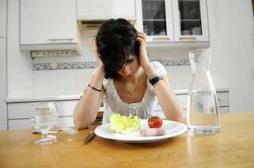 L'anorexie chronique affecte les gènes de l'anxiété